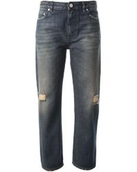 Acne Studios Pop Eva Relaxed Fit Jean - Lyst