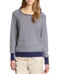 Joie Tiani Striped Sweater - Lyst