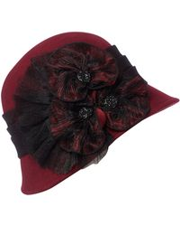 Suzanne Bettley - Organza Detail Cloche - Lyst