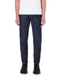 Diesel Tepphar Slim-Fit Straight Jeans - For Men - Lyst