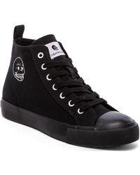 Cheap Monday - Base High Top Sneaker - Lyst
