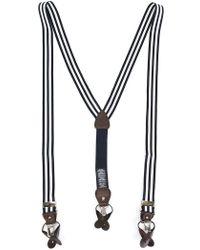 Hackett - Striped Braces - Lyst