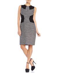 Jason Wu Tweed Sheath Dress - Lyst