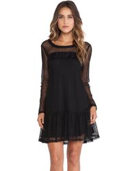 Ella Moss Nikita Lace Dress - Lyst