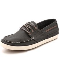 Tretorn Otto Boat Shoes - Lyst