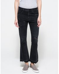 Citizens of Humanity | 2015 Fw Flare Crop Jeans | Lyst