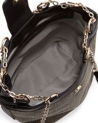 Gianfranco Ferré Woven Chainstrap Shoulder Bag - Lyst