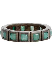 Nak Armstrong - Gemstone Band-colorless - Lyst