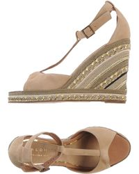 Palomitas By Paloma Barcelo' Sandals - Lyst