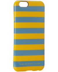 Marc By Marc Jacobs Stripes Phone Case - Lyst