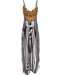 Camilla Exclusive Animalia Print Maxi Dress - Lyst