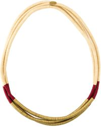 Forte Forte | Wrap Necklace | Lyst