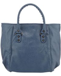 Balenciaga Classic Sunday Small Tote Bag - Lyst