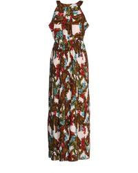 Darling Long Dress - Lyst