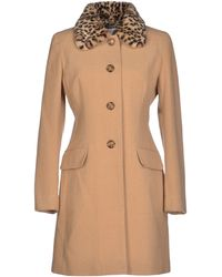 Moschino Cheap & Chic Full-Length Jacket - Lyst