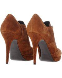 Yves Saint Laurent Rive Gauche | Lace-up Shoes | Lyst