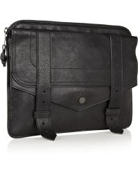 Proenza Schouler Ps1 Leather Ipad Case - Lyst