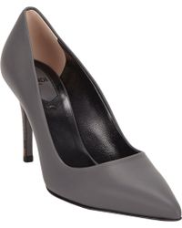 Fendi Anne Pointtoe Pumps - Lyst