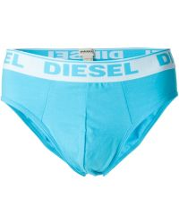 Diesel Umbr-Andre Three-Pack Briefs - Lyst