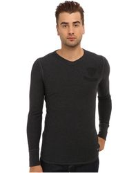 Diesel Gray T-sivirat T-shirt - Lyst