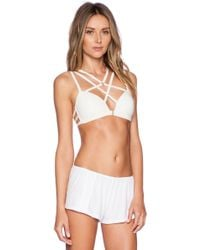 Sass & Bide - That Night Bra - Lyst