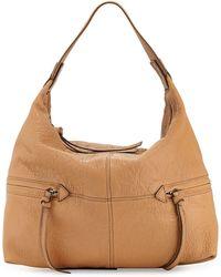 Kooba Crosby Leather Hobo Bag - Lyst