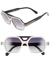 Ill.i by Will.i.am - 'wa506s' 55mm Sunglasses - Lyst
