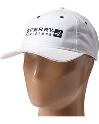 Sperry Top-Sider Baseball Cap - Lyst
