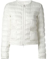 Moncler Lissy Quilted Jacket - Lyst