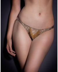 Agent Provocateur Zarrinia Thong - Lyst
