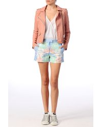 Cacharel Short - Lyst