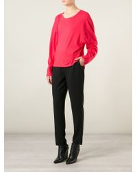 Avelon - 'Touch' Trousers - Lyst