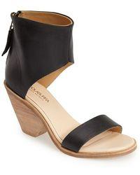 Koolaburra - 'peonie' Ankle Cuff Sandal - Lyst
