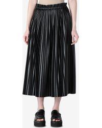 MM6 by Maison Martin Margiela | Long Skirt | Lyst