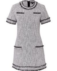 Rachel Zoe Boucle Sheath Dress - Lyst