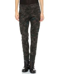 James Jeans Slouchy Fit Utility Cargo Pants  - Lyst
