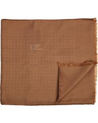 Margaret Howell - Pin-Dot Scarf - Lyst