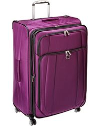 "Delsey Helium Cruise 29"" Expandable Spinner Suiter Trolley - Lyst"
