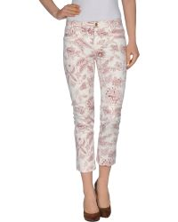 Isabel Marant 3/4-Length Trousers floral - Lyst