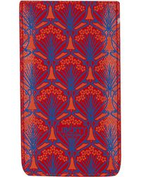 Liberty London Red Iphone 5 Case - Lyst