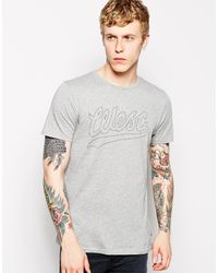 Wesc Tshirt with Illusion Patch Script - Lyst