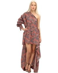 Vivienne Westwood Gold Label R Luna Dress - Lyst