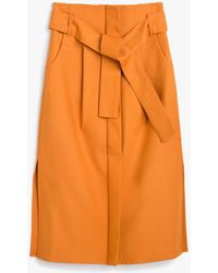 C/meo Collective | Talk It Out Skirt | Lyst