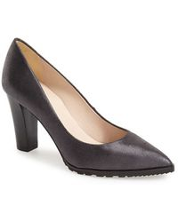 Andre Assous   'Sandy' Pointy Toe Pump   Lyst