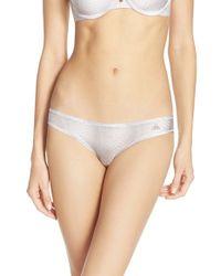Betsey Johnson | 'slinky' Embellished Bikini | Lyst