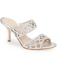 Pelle Moda 'Greta' Sandal - Lyst