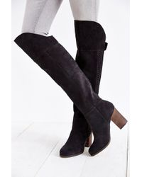 Dolce Vita Myer Braided Tall Boot - Lyst