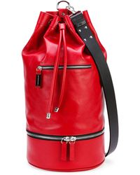 Costume National Secchiello Sport Shoulder Bag - Lyst