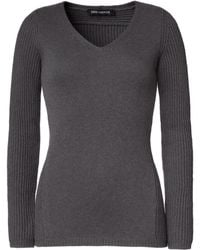 Iris Von Arnim  Arlington Sweater - Lyst