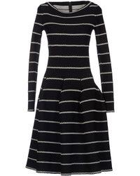 Alaïa Kneelength Dress - Lyst